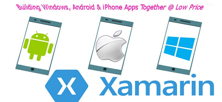 3 Key Business Benefits of Developing Apps using Xamarin Mobile Technology..!