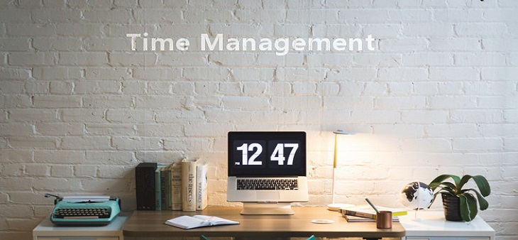 5 Time Management tips to increase Productivity