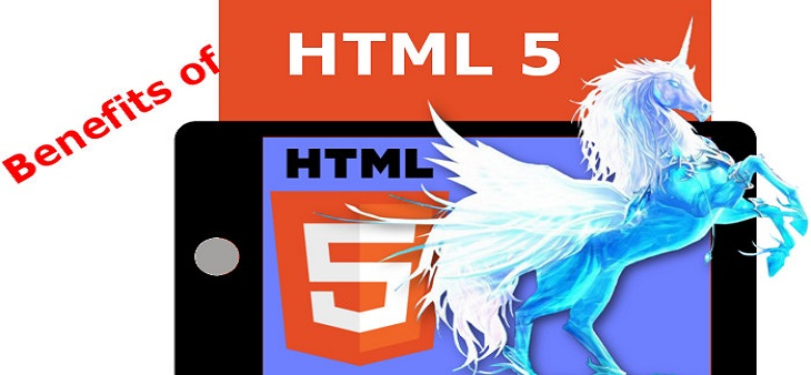 8 Benefits of HTML 5 for Business's Web